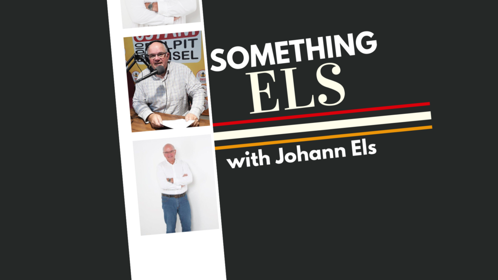 Something Else with Johann Else