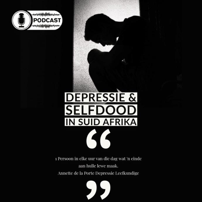 Depressie & Selfdood SA
